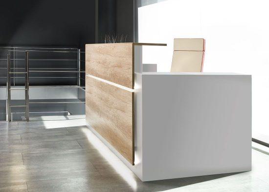 fabrica de muebles para hoteles recepción