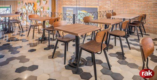 comprar muebles para cafetería económicos