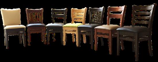 fabrica de sillas para restaurantes