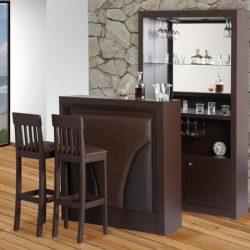 muebles para bar en casa moderno