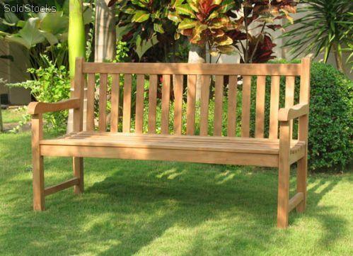 bancos y muebles de jardín