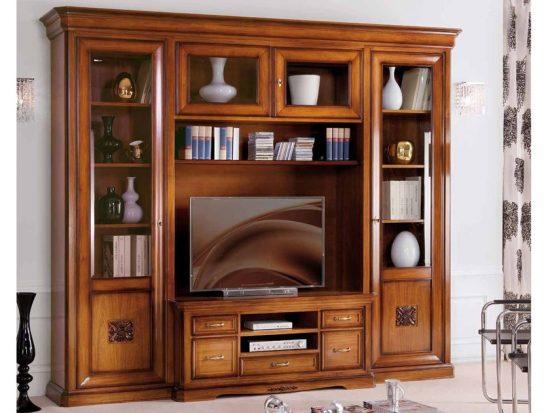 muebles modulares de madera